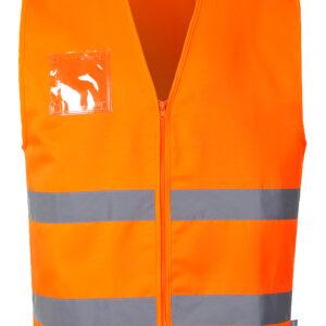 Rail Spec Hi Vis Class 2 Vest
