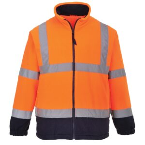 Hi Visibility Fleece Coats