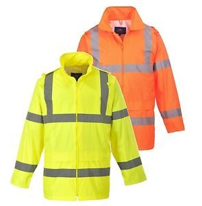 Hi Vis Waterproof Jackets
