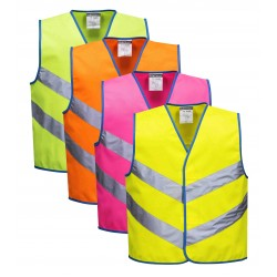 Hi Vis Childrens Vest