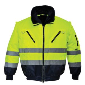 Hi Vis 3 in 1 Jacket