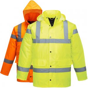 Hi Visibility Workwear Jackets