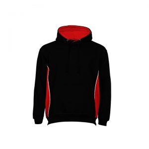 1295 Silverswift Hooded Sweatshirt
