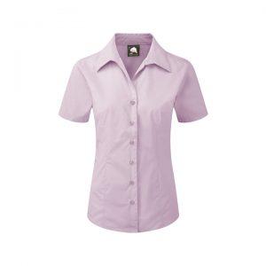 5350 Edinburgh Premium Short Sleeve Blouse