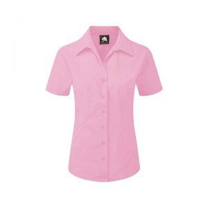 Ladies Short Sleeve Shirts