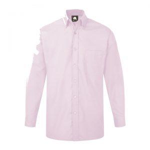 5610 Premium Oxford Long Sleeve Shirt