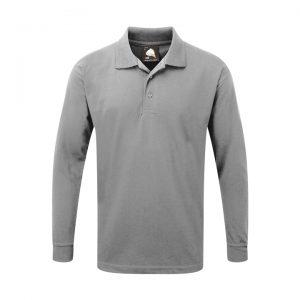 1170 Weaver Premium Long Sleeve Polo Shirt